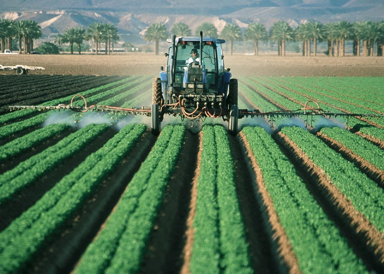 Nerve Gas Pesticide GMO?